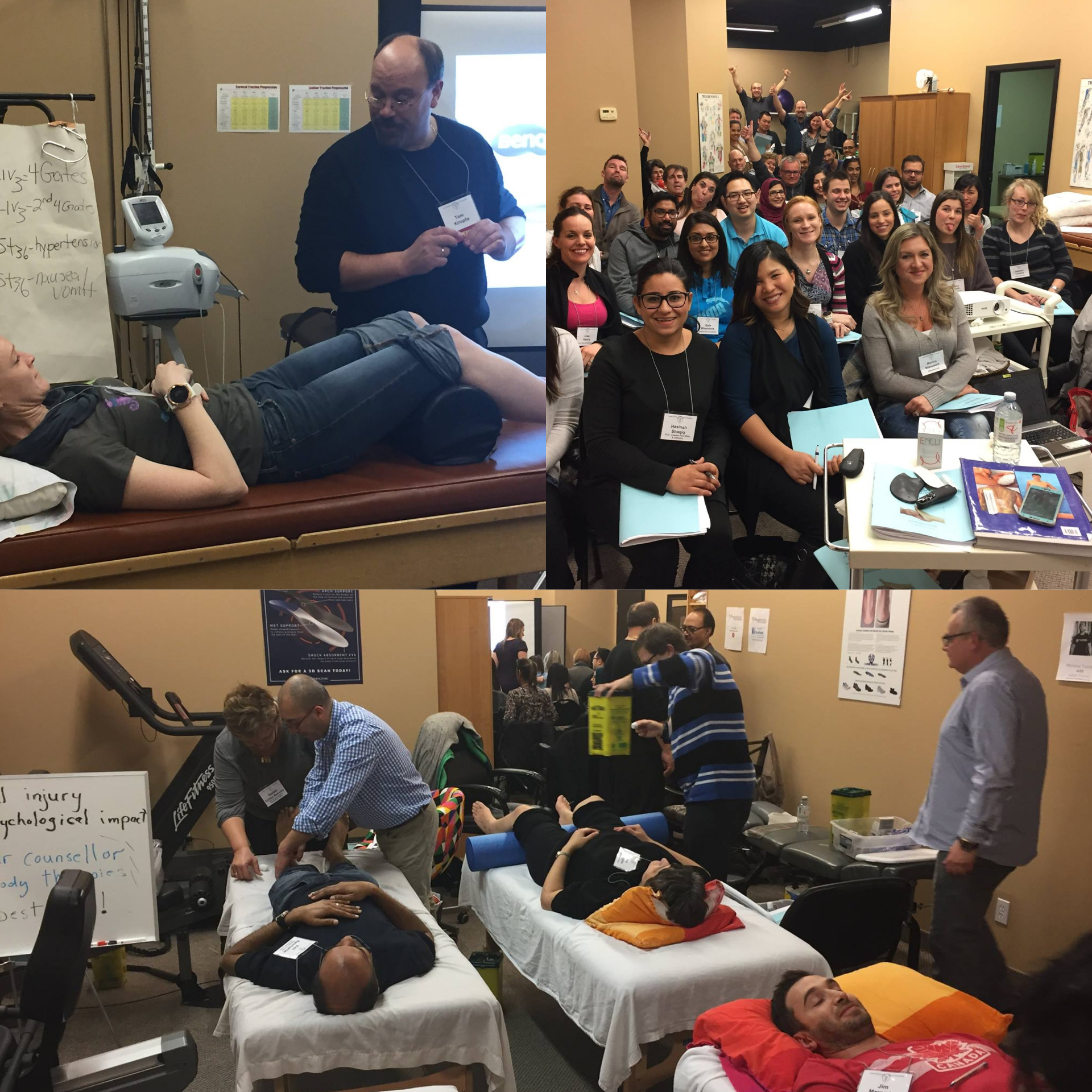 PROGRAM: Cervical Thoracic And Lumbo-Pelvic In Ottawa, Ontario – Fall 2019